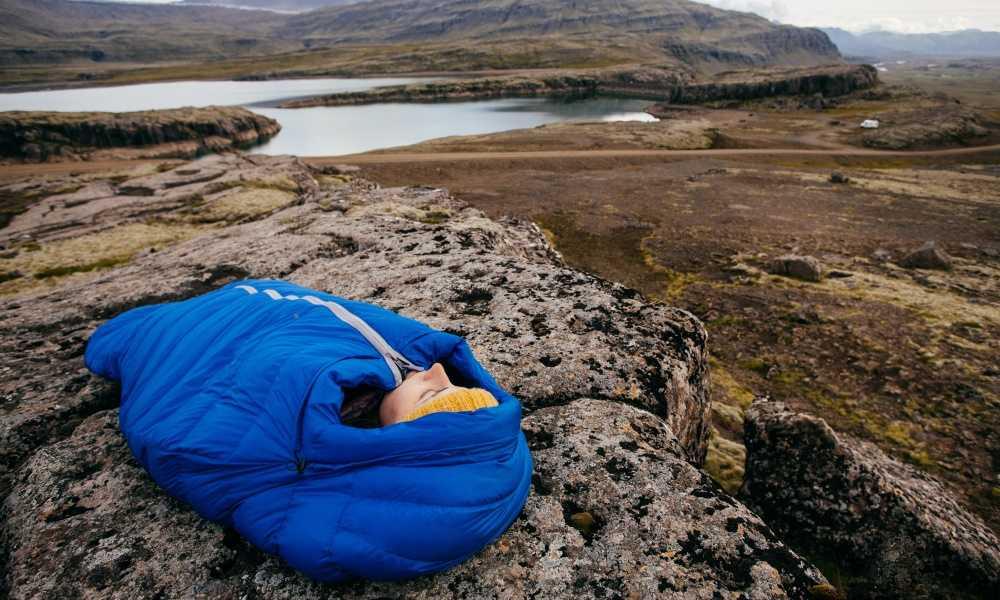 Coleman 0°F Mummy Sleeping Bag for Big