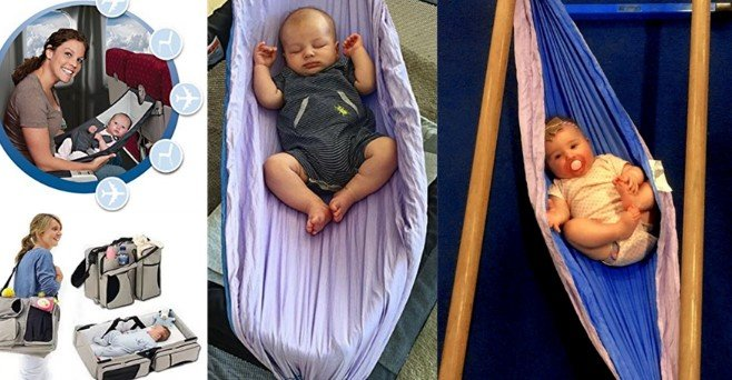 Different types of baby hammock