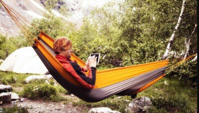 MoMo Outdoors Double Camping Hammock