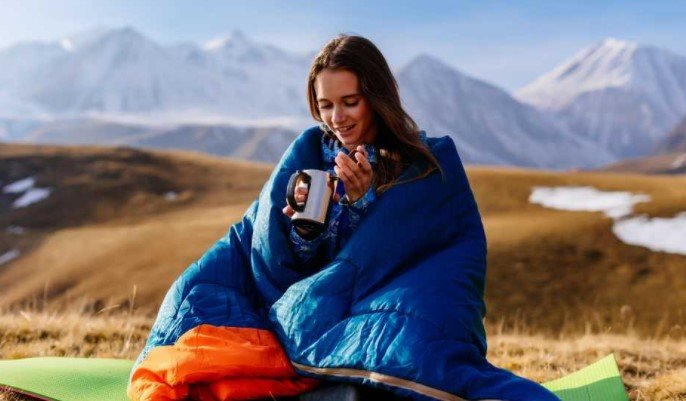 NORSENS 0 Degree Celsius Cold Weather Sleeping Bag