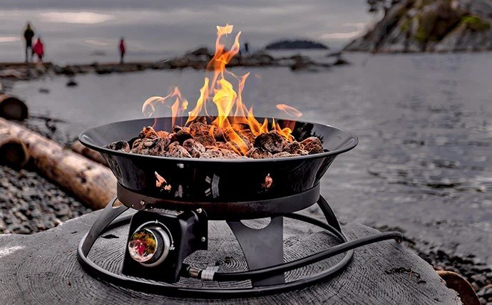 Outland Living Firebowl 893 Deluxe Gas Fire Pit Review