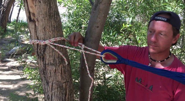 Tips for Tying a Hammock