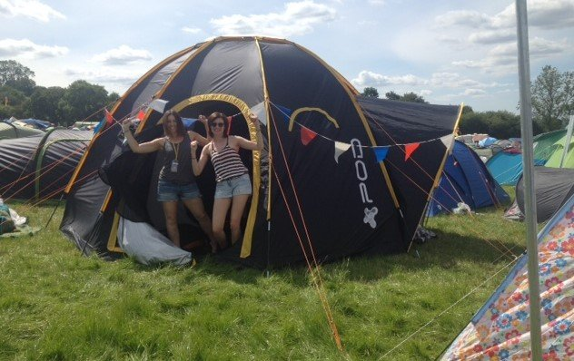 Best Tent for a Festival