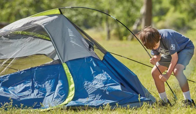 Best Tents for Boy Scouts