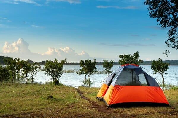 Tent under $100