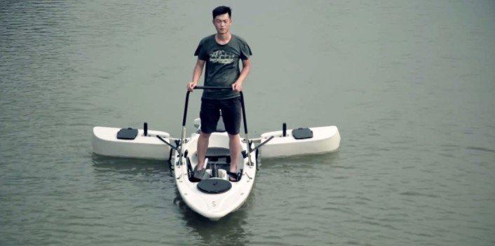 Best Stand Up Fishing Kayak