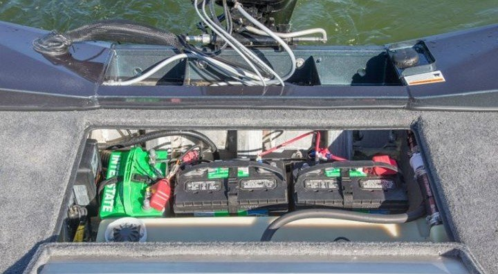 Dual Purpose AGM Marine Batteries