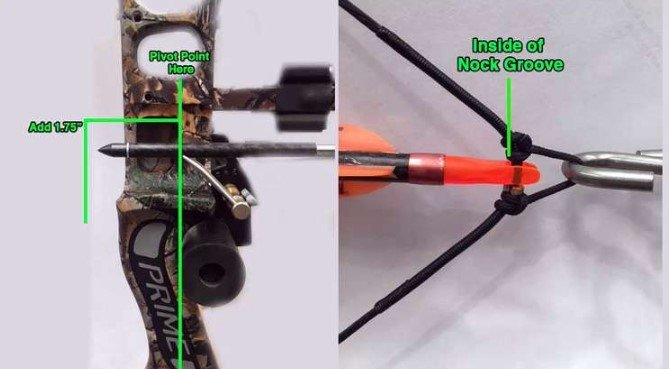 How To Measure Arrow Length – The 3 Best Methods