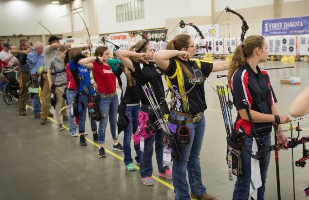 Indoor Archery Competitions