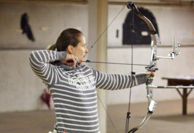 Peaking in archery
