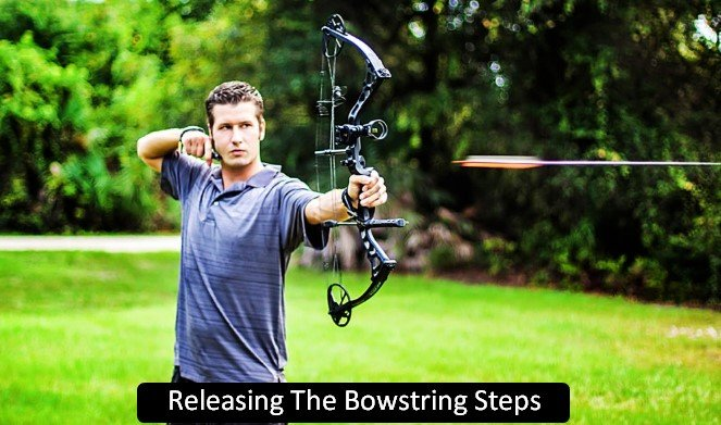 Releasing The Bowstring Steps