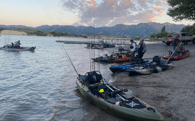 Types of Fishing Kayaks