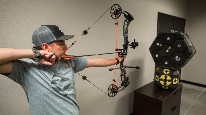 gearing up for Indoor Archery