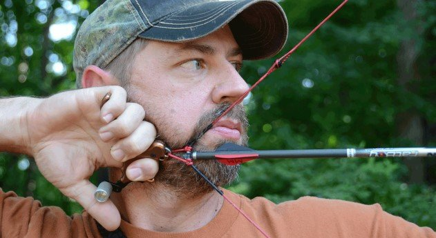 what is an anchor point in archery