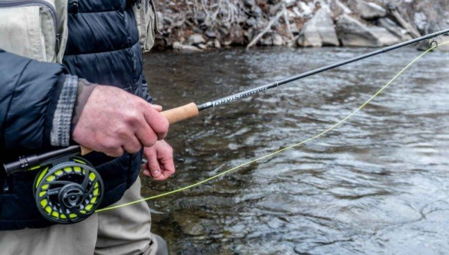 Fly Rod And Reel