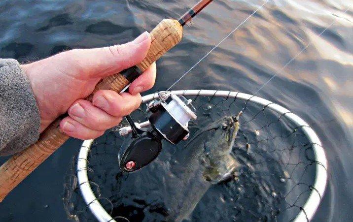 Ultralight Fishing Rod