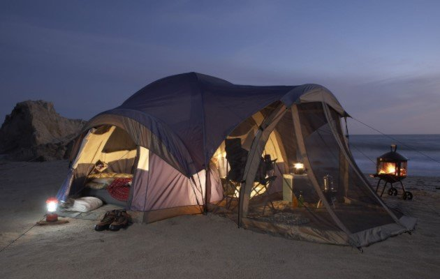 Best Tents for Camping on the beach