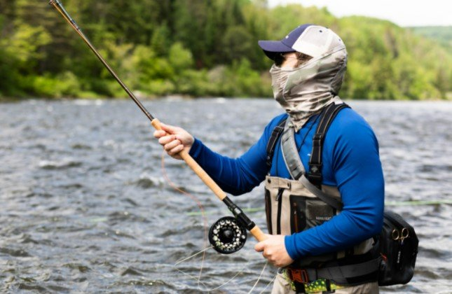 Fly Angling Rod And Reel