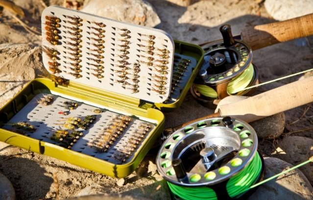 Fly Fishing Apparatus