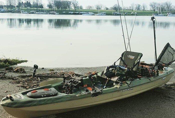 Pelican Catch 120 Kayak