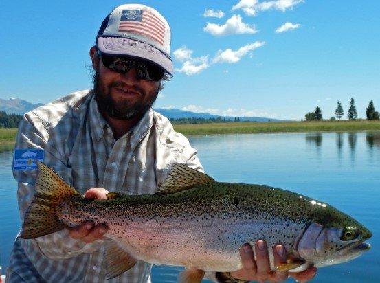 Stillwater Fly Fishing