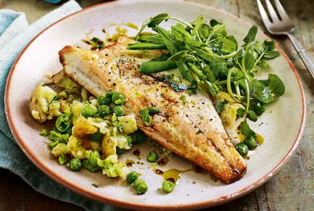Bass Fish Recipe