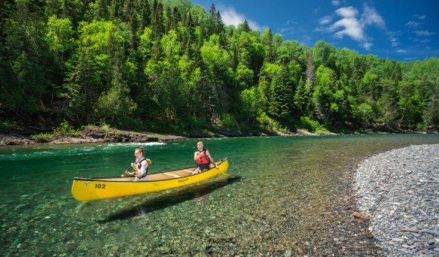 Best Camping and Canoeing Locations