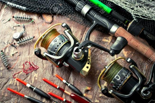 Squid Fishing gear