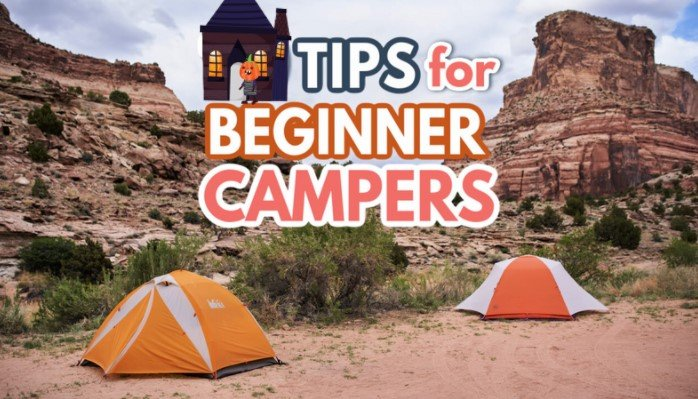 Beginner Campers Tips