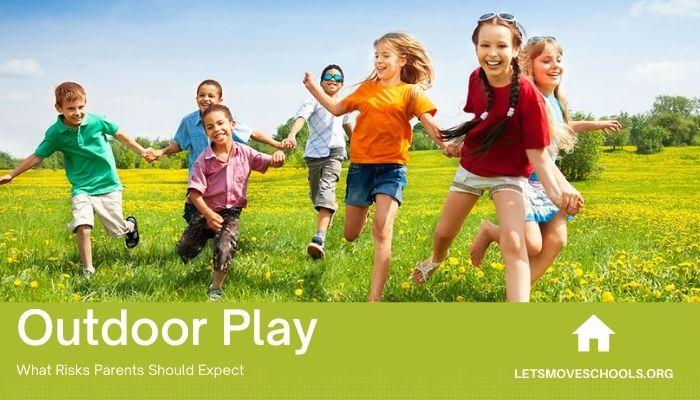 Children Outdoor play