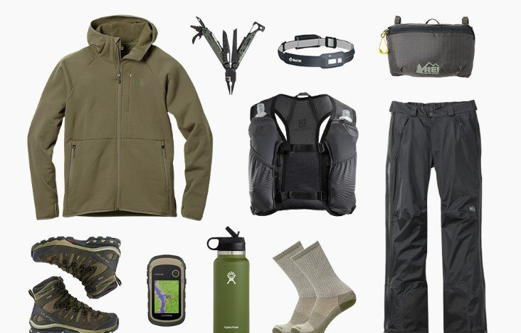 Clothing for camping