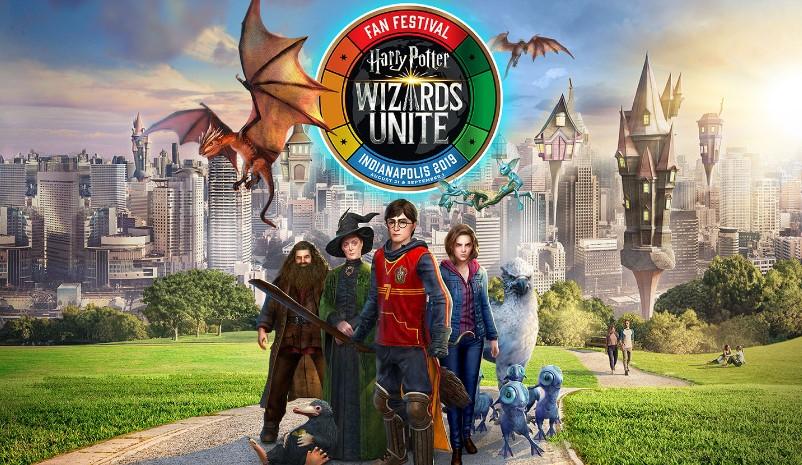 Harry Potter Wizards Unite game to encourage kid