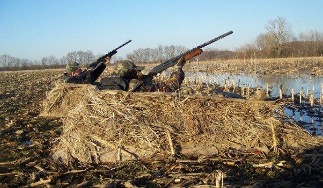 Hunting Allowed in National Wildlife Refuge