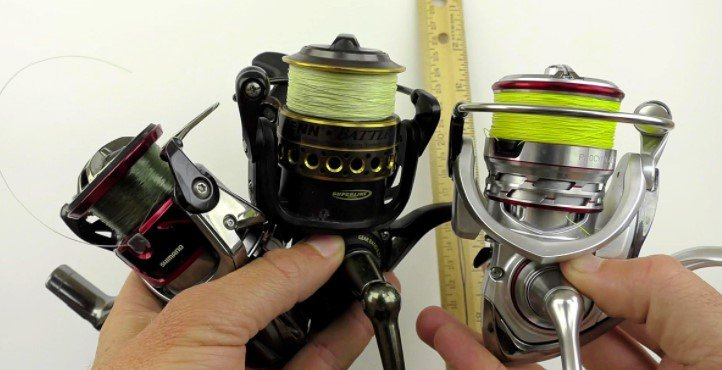 Line Capacity on a Reel