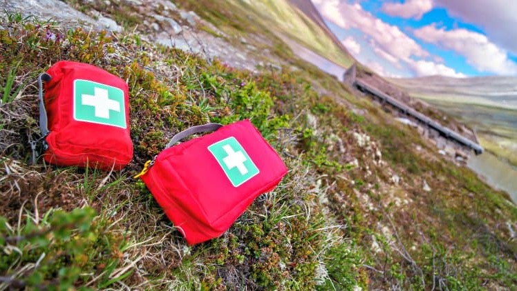 Medical Kit for camping