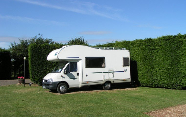 Parking and Reversing the RV