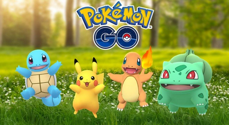 Pokémon GO for encourage kids to have outdoor