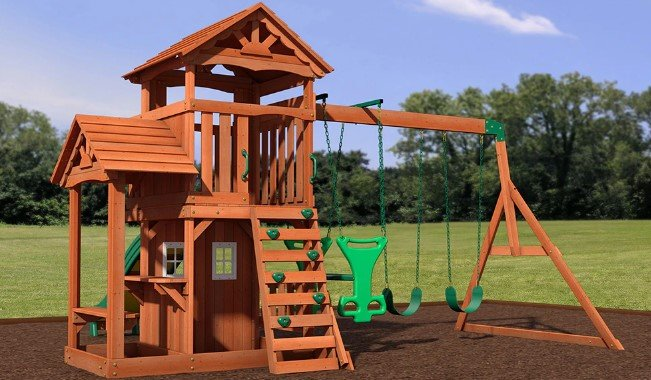 Right Playset Material