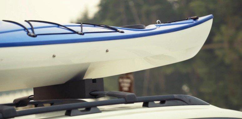 Transporting Kayaks