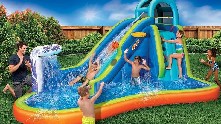 Water Slide Games for kids