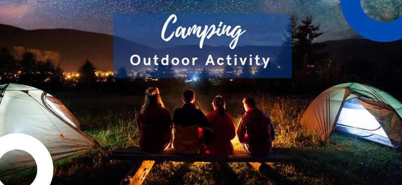 camping outdoor activity