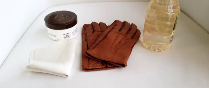 leather conditioner for gloves