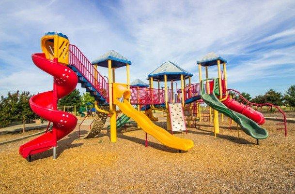 outdoor playground equipment