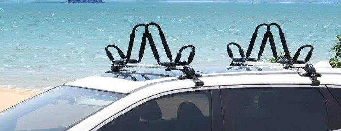 pool noodles for kayak rack