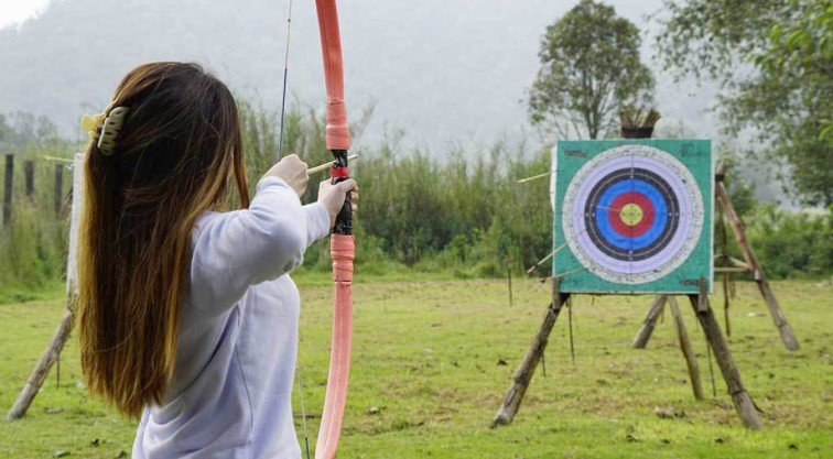 Bow and arrow permit responsibilities