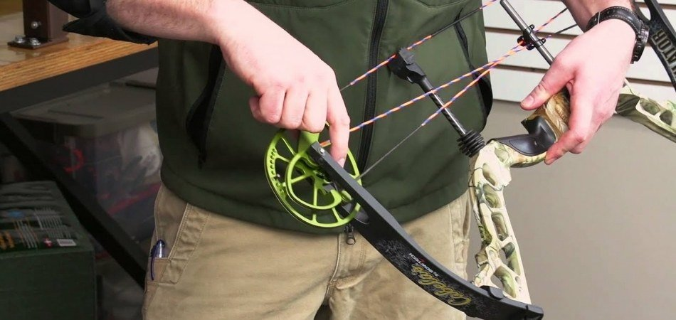 How To Adjust Draw Length On A Bear Compound Bow