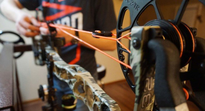 How To Measure The Length Of A Reverse Twisted BowString