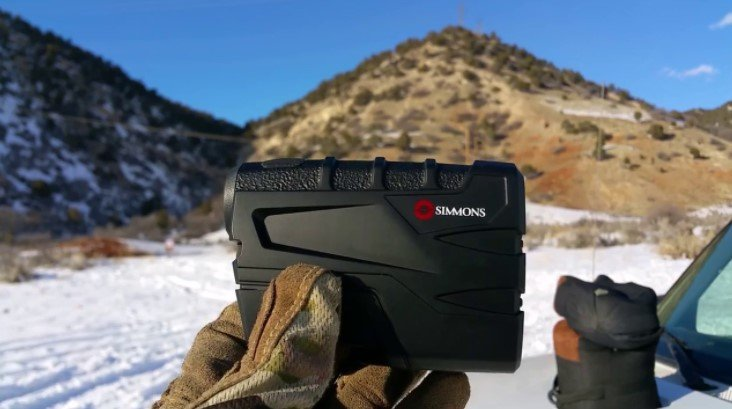How a Simmons Rangefinder works