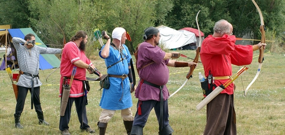 Where can I Practice Archery